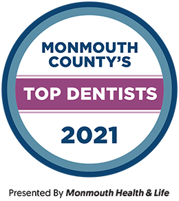 Monmouth County Top Dentist 2021